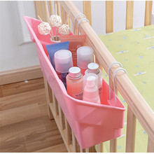 Home Storage cute plastic Bed pocket Hanging Organizer