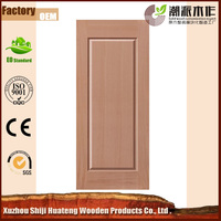 red walnut veneer simple design composite bedroom door