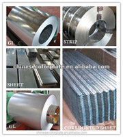 sheet metal,steel coil manufacturer,steel coil supplier ASTM A653 JIS G3302 0.16mm - 1.20mm Hot dip Galvanized steel coil/GI/HDG