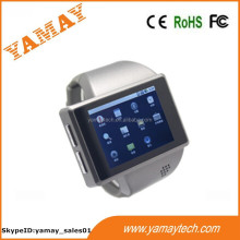 Android 4.0 BT 4.0 camera 2.0mp 2.0 inch 320*240 screen 2G smart watch