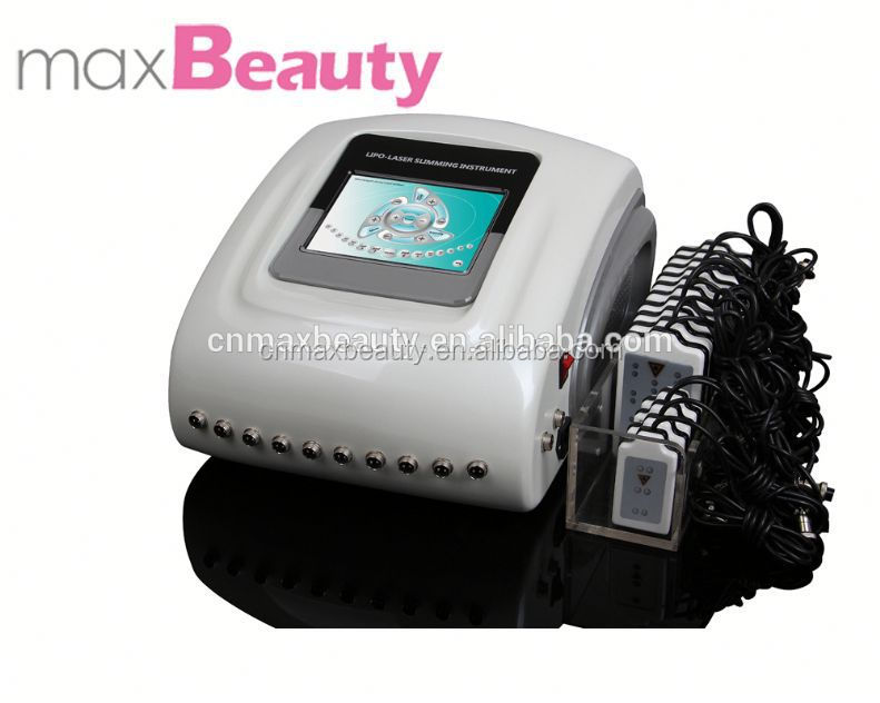 M-D604 laser slimming machine fat loss cellulite reduction portable diode laser beauty machine