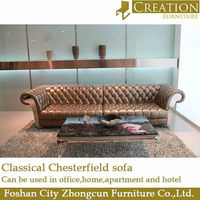 Classical Chesterfield Sofa Neoclassical Sofa