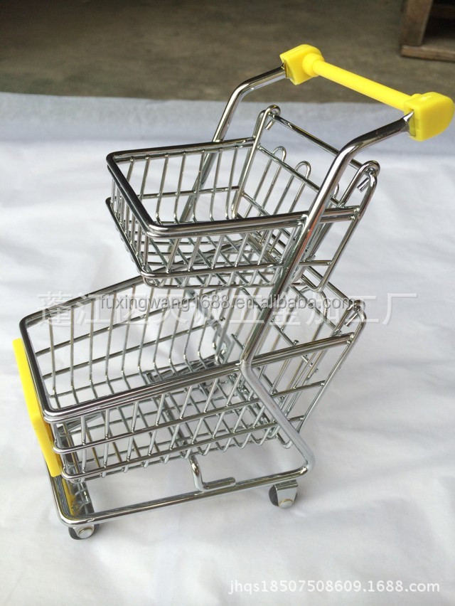 foldable shopping trolley supermarket cart