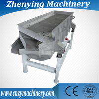 ZYSZ High capacity linear screening machine for charcoal manufacturer with CE & ISO