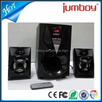 very good selling full function cheapest small 2.1 voice speaker box