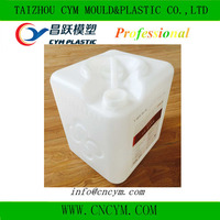 High quality hot sale Plastic retangular jerry can