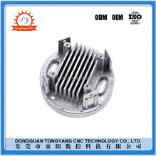 China Industrial parts die casting , products made die casting , aluminium die casting