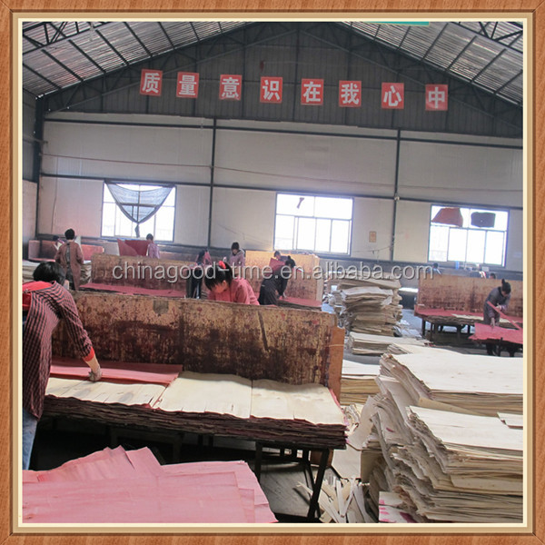 Good price poplar core okoume plywood with cheap price