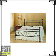 Modern iron metal wall bed for hotel bed bedroom furniture