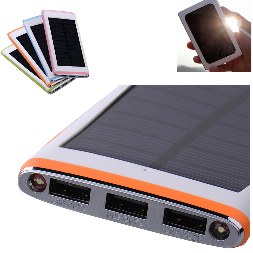 Custom Portable Suntree Solar Charger For Phone