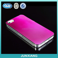 China supplier Metal Cover for Iphone 6 4.7inch, CD line Aluminum Hard PC Case