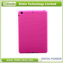 Soft shell silicone case for macbook air