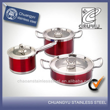 stainless steel stove children's cookware