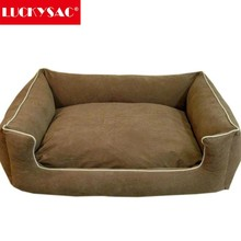 Dog bed removable cushion foam filling pet bed for dog