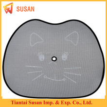 screen printing foldable side windows car sunshade