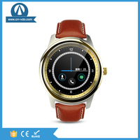 1.33 Inch smart watch bracelet DM365 ceramic speaker android phone without camera
