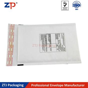 #5 factory direct supply manila paper bubble padded mailers