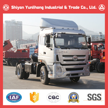 35T Manual Transmission Tractor Trucks For Sale / Trailer Head Price