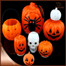Party toy plastic halloween pumpkin light decorations