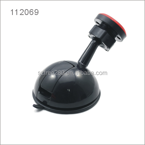 Sticky Suction Cup Universal Magnetic Car Phone Mount Holder For Tablet PC Mobile Phones