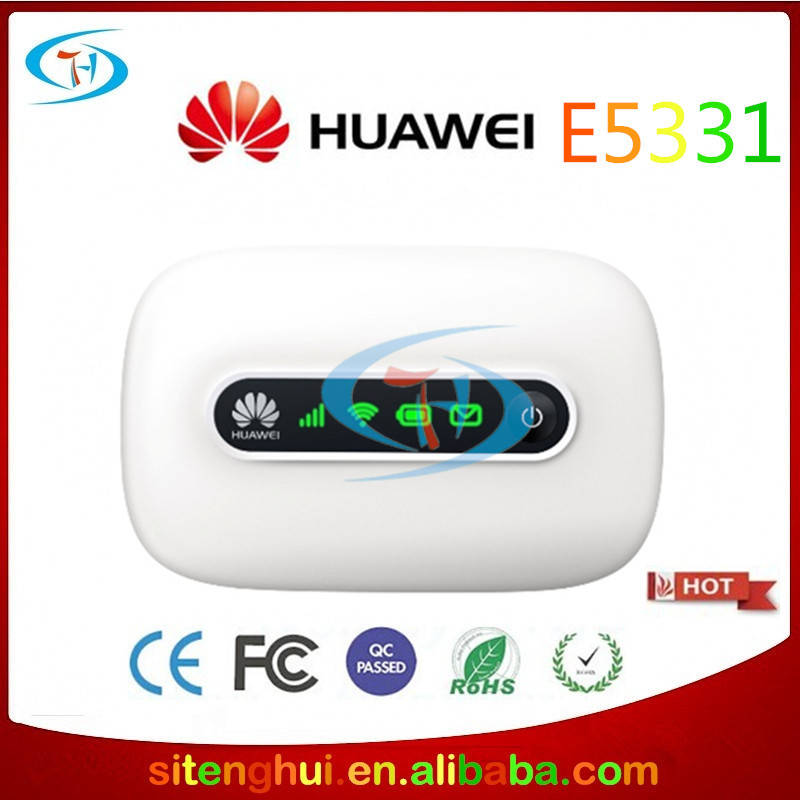 Genuine HUAWEI E5 mini E5200C 3G Mobile wifi Wireless Router