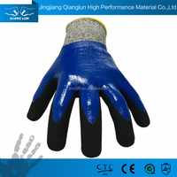 Anti cut working hand protective gloves importers in dubai