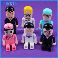 Medical USB flash drive/doctor nurse USB memory for hospital usb flash stick 4GB 8GB 16GB