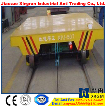 electric transfer cart heavy transport vehicle electric flat car