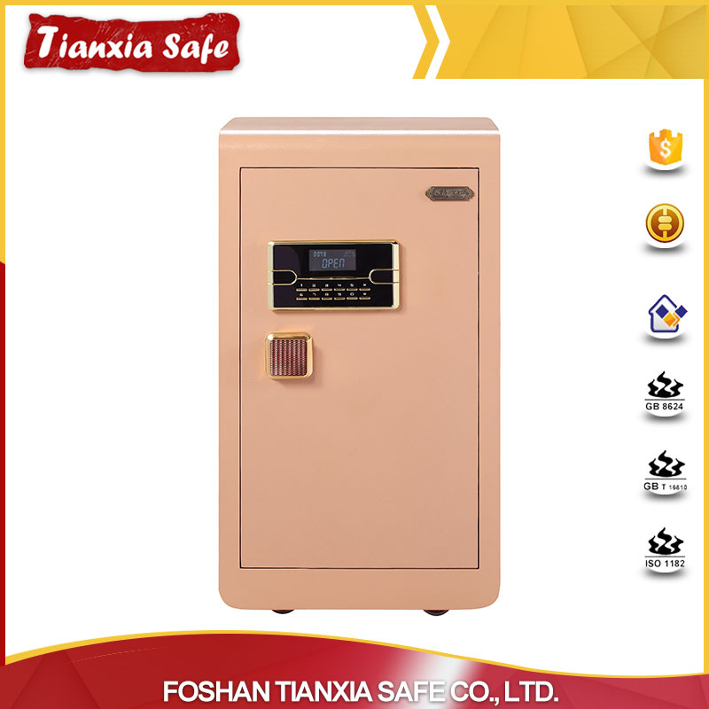 High safety electronic burglar proof digital lock safe box made in China