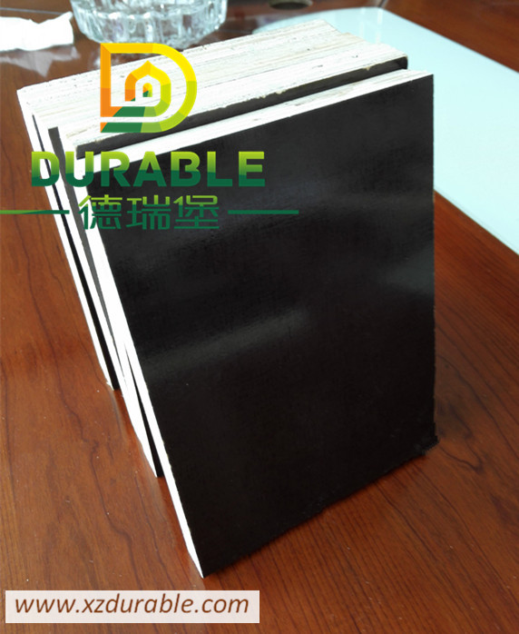 13-Ply boards with Cheapest Price From Xuzhou Durable finger joint film faced plywood for Middle East market