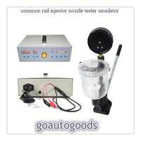 common rail injector nozzle tester Diesel CRS injector nozzle tester simulator / Pop pressur tester