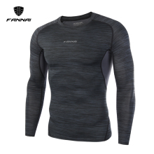 Wholesale Slim Quick Dry Plain Compress Sports T Shirt