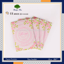 fashion paper air freshener custom closet auto scented sachet