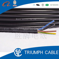 24 core PVC insulated cable RVV electric cable