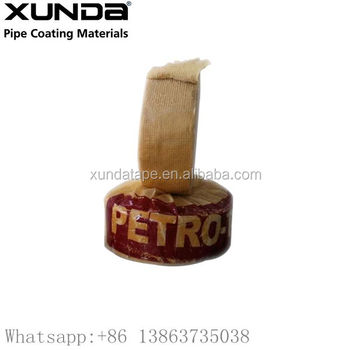 ISO 21809 standard petroleum tape for field joints coating