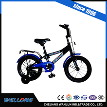 2017 kids 4 wheel bike for training hot sale price child small bicycle CE certificate 12 inch kids bicycle