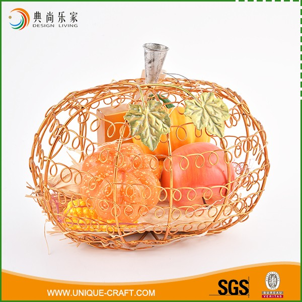 environmental protection home wire pumpkin interior 35 designs of ceramic vases for your home decoration