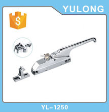 Stainless steel hinge and latch for gate and vinyl fence for OEM