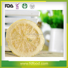 Bulk Freeze Dried Lemon, 2016 New in China, Wholesale