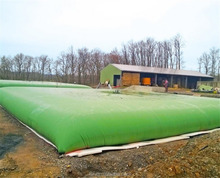 agriculture farm inflatable plastic water bladder storage tank