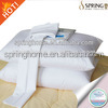 cotton terry cloth PU waterproof fabric for pillow protector