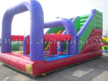 Airholics Cheap Playground & Water Park Inflatable Slide A4005