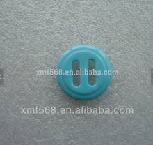 Fashion resin coat toggle buttons, two holes button