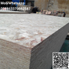 Linyi OSB board 9mm,12mm,OSB 3 panel for outdoor use with waterproofing