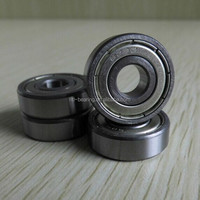 Top Quality Mini Deep Groove Ball Bearings 629 zz/rs 9x26x8mm
