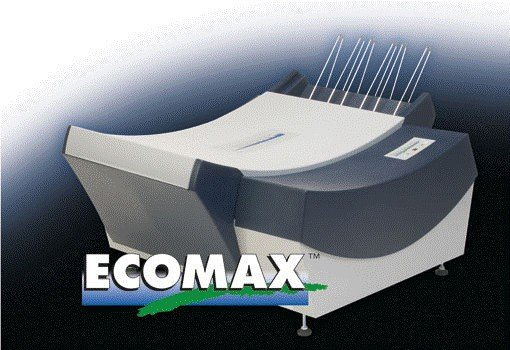 ECOMAX x ray film processor