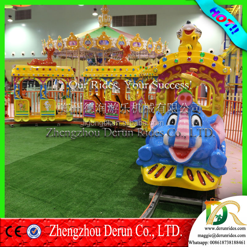<strong>Video</strong> Available!!! elephant train amusement kids train hot sale