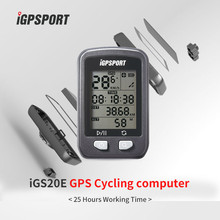 Popular Promotion Multifunction iGS20E iGPSPORT 14 functions cycling computer
