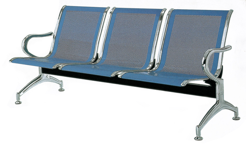 hot sale public airport waiting chair 3 seat