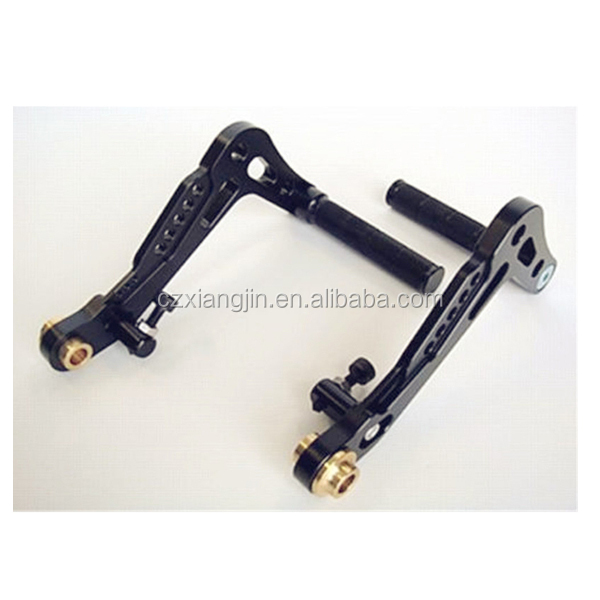Low price /Anodized Color Optional/CNC Racing Go kart parts
